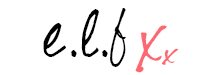Blog signiture