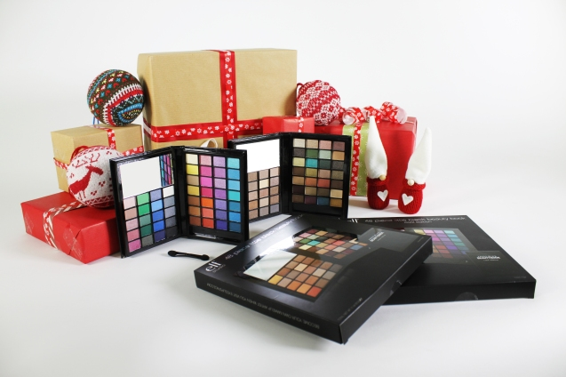 Christmas gift idea: elf 48pc Beauty Book