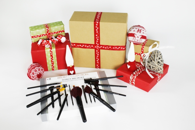 elf 10 pc Brush set