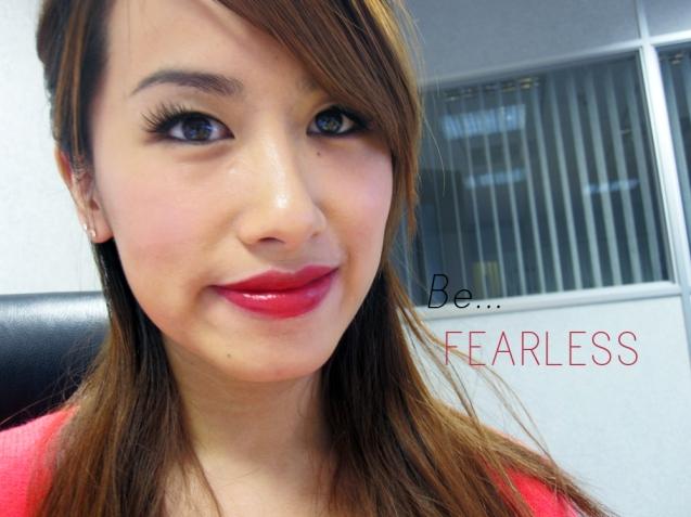 elf Essential Lipstick FEARLESS