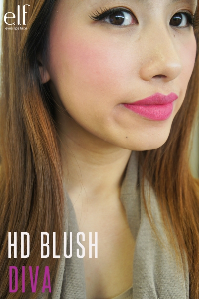 New Elf HD Blush