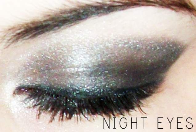 Elf Beauty Book: nighttime look