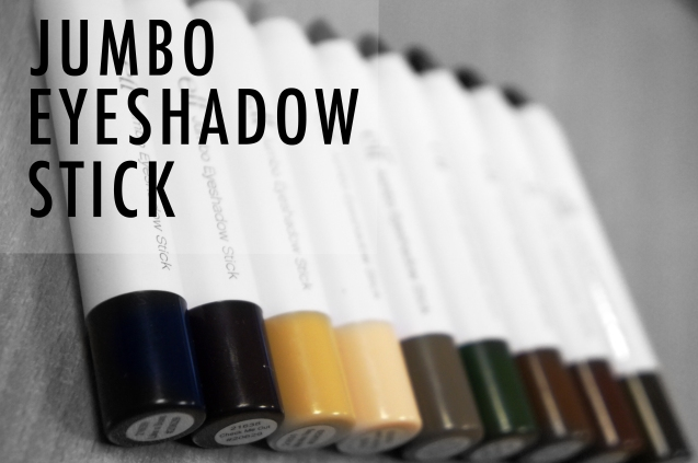 NEW e.l.f. Jumbo Eyeshadow Sticks