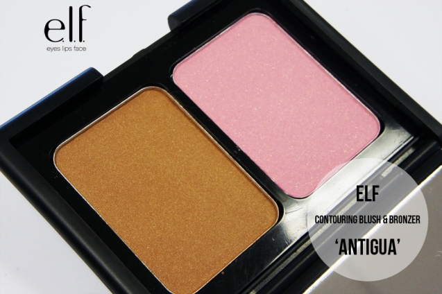 elf Contouring Blush & Bronzer in Antigua