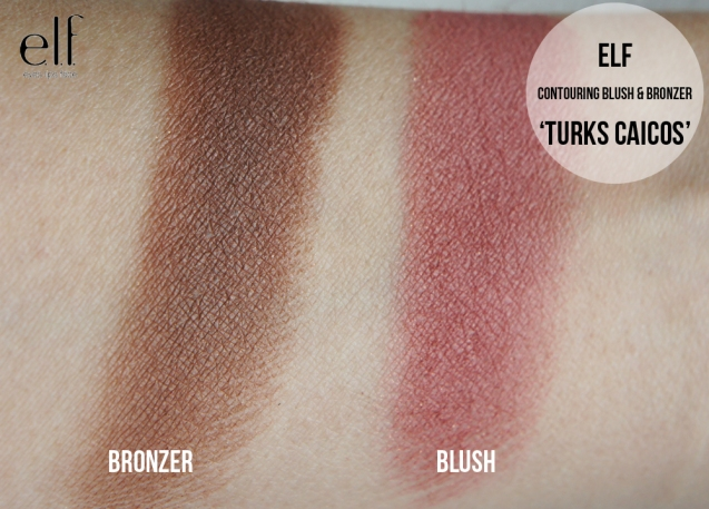 elf Contouring Blush & Bronzer Duo