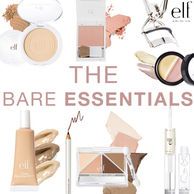 E.L.F SPRING TIME BARE ESSENTIALS