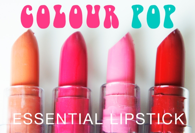 SPRING 2013 TREND: COLOUR POP LIPS