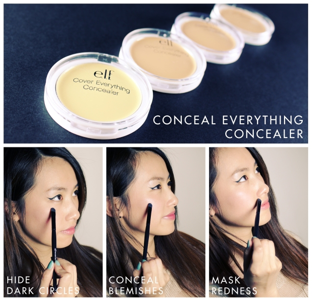 elf conceal everything concealer