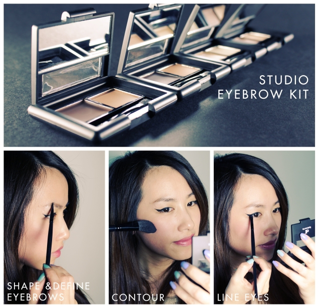 elf studio eyebrow kit