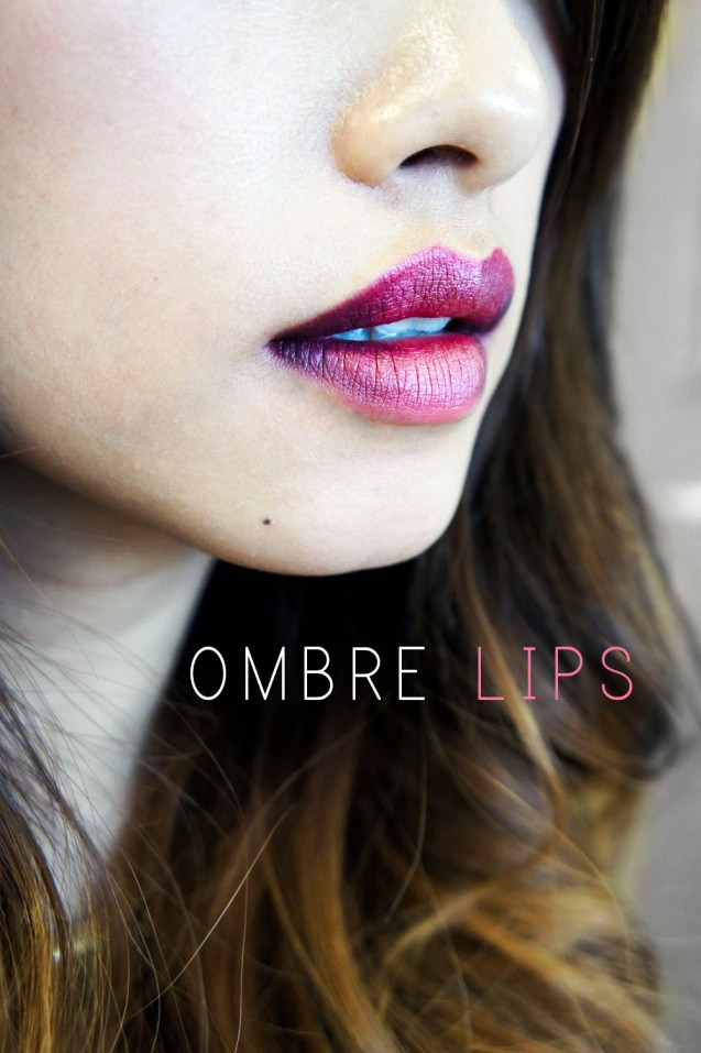 elf cosmetics Ombre Lips