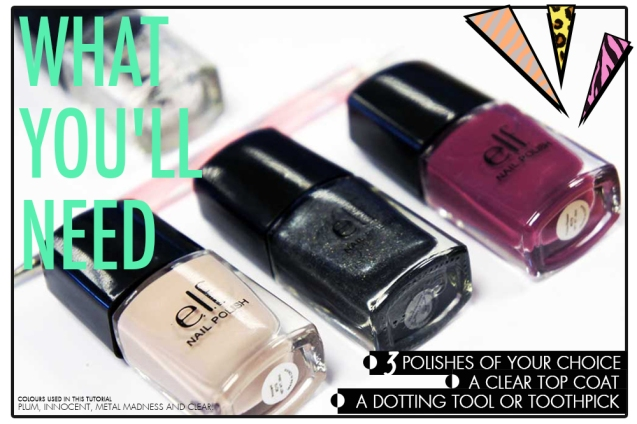 elf nail polishes