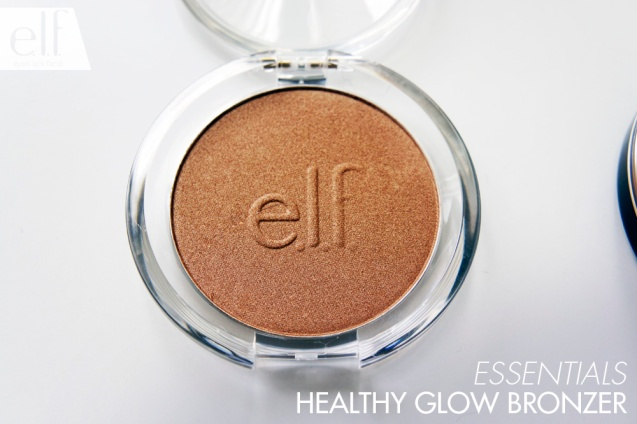 elf Essential Healthy Glow Bronzer