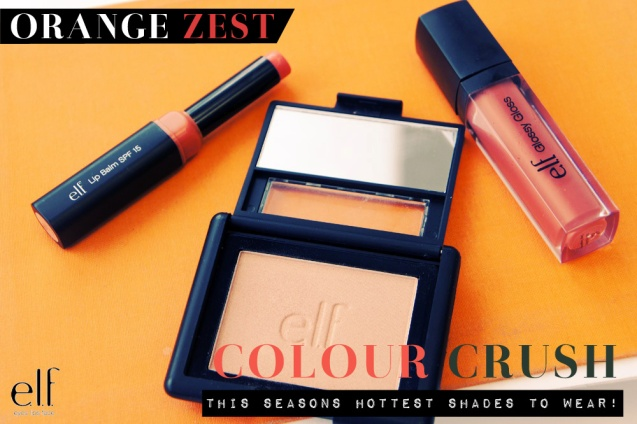 SS13 Colour Trends: ORANGE & GREEN