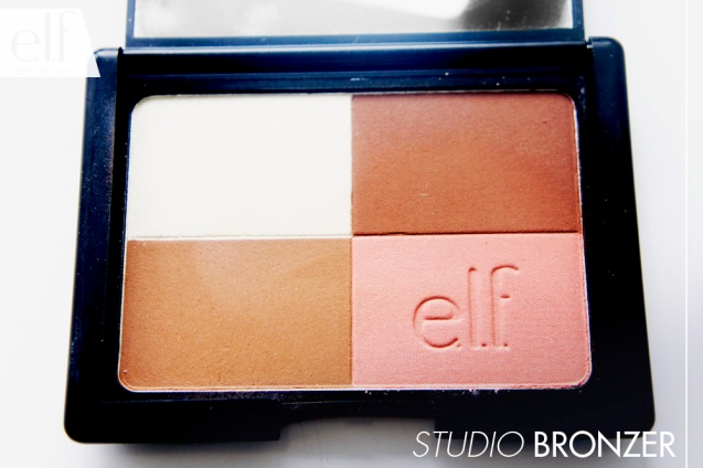 elf studio Cool Bronzer
