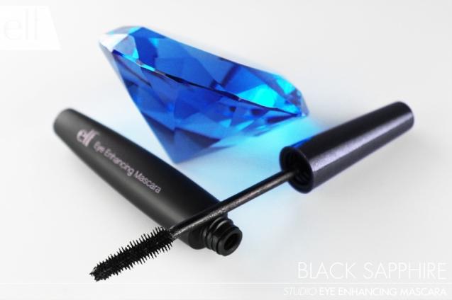 elf mascara black sapphire