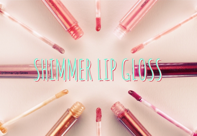 elf shimmer lip glosses collection