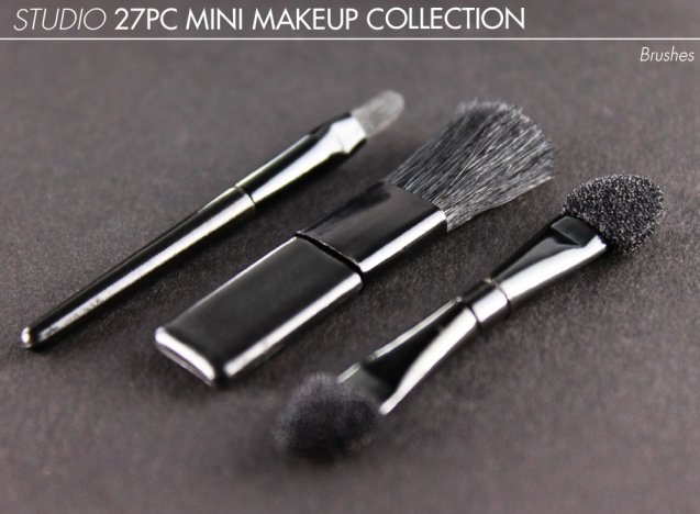 27pc collection (brushes)