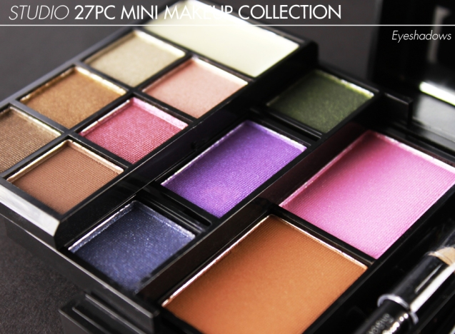 27pc collection (eyeshadow)