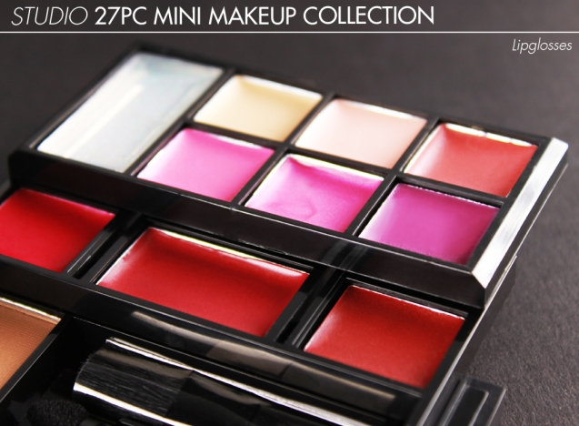 27pc collection (glosses)