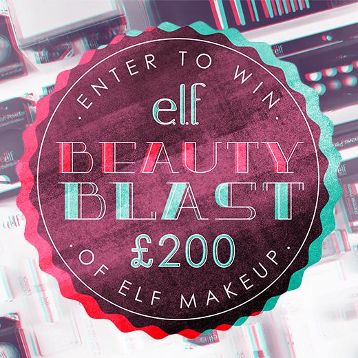 elf Beauty Blast Competion