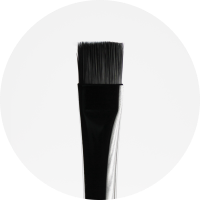 ELF FLAT EYELINER BRUSH