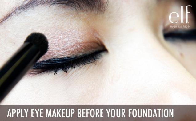 apply-eyeshadow-before-foundation