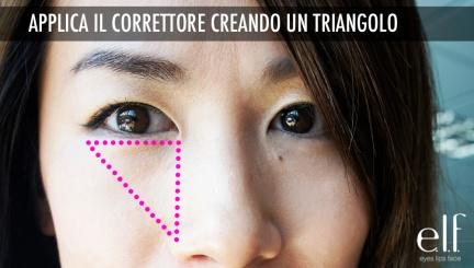 applicare a triangolo