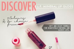 elf Mineral Lip Gloss
