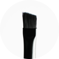 elf small angled eyeliner brush