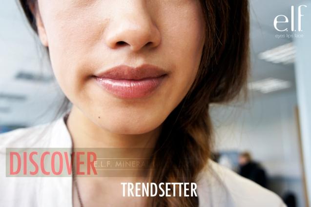 elf Mineral Lip Gloss in Trendsetter