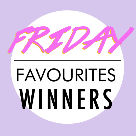 ELF friday favoutites winners