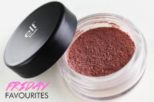 elf Mineral Blush in joy