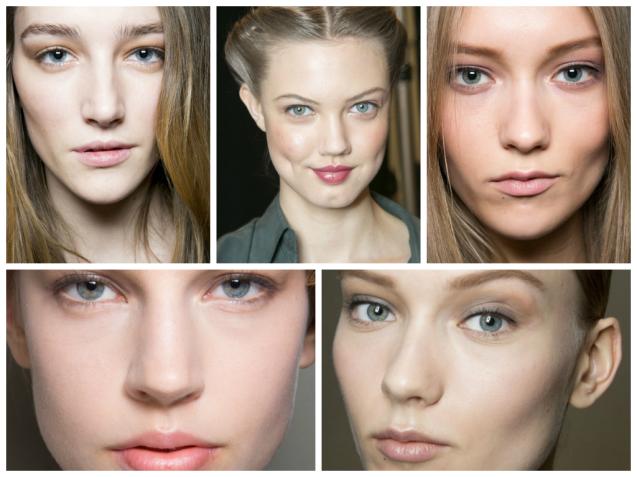 nude makeup trend