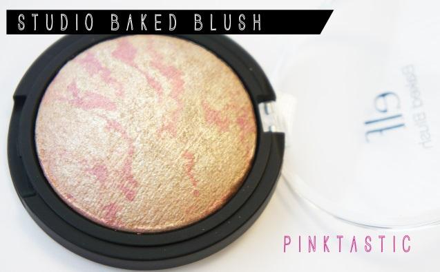elf baked blush pinktastic