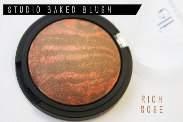 elf baked blush rich rose