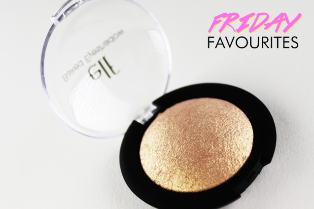 ELF STUDI BAKED EYESHADOW IN ENCHANTED