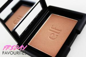 elf studio blush in peachey keen
