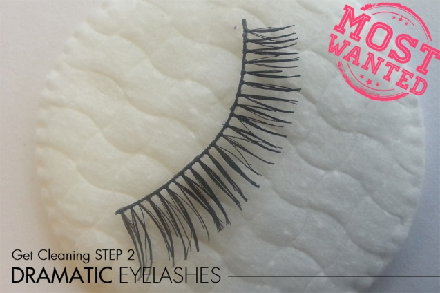 dramatic eyelashes how to clean 2psd