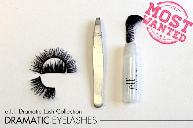 elf dramatic lash collection