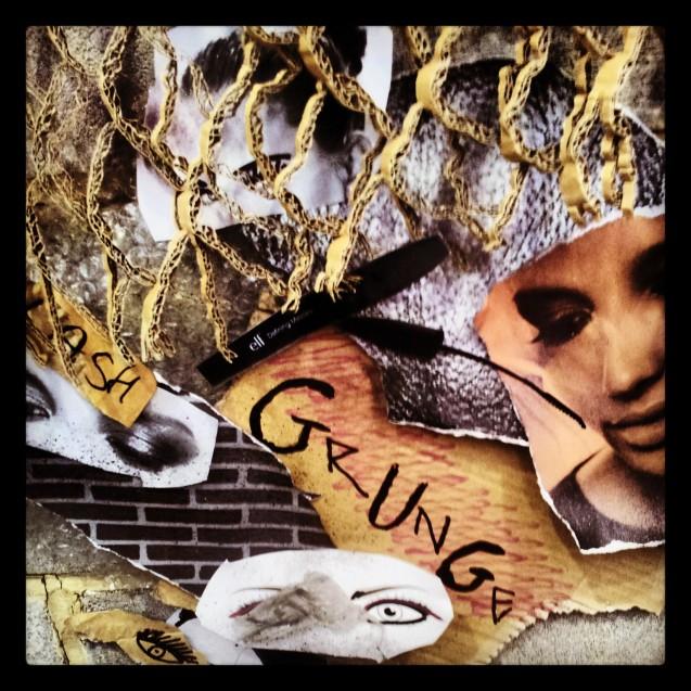 Autumn Grunge look