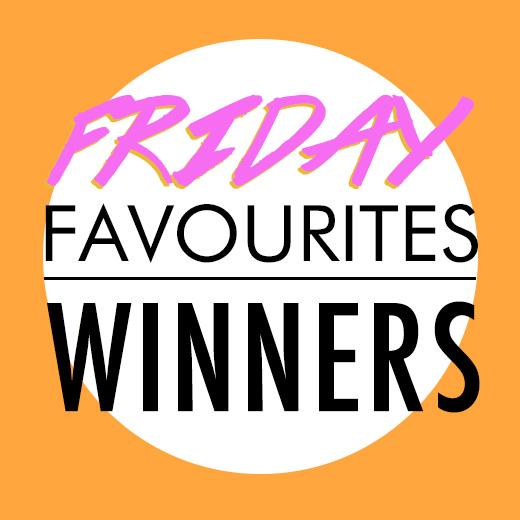 friday favoutites(winners04.11)