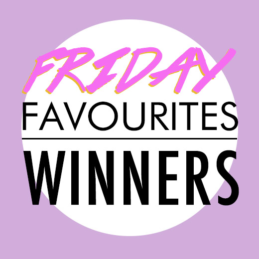 friday favoutites(winners06.12)