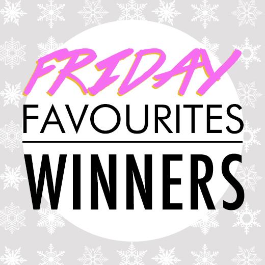friday favoutites(winners23.12)