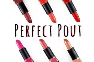 e.l.f #PerfectPout competition