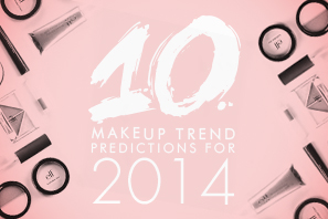 Makeup Trends for 2014