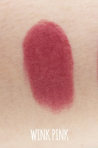 wink pink lipstick