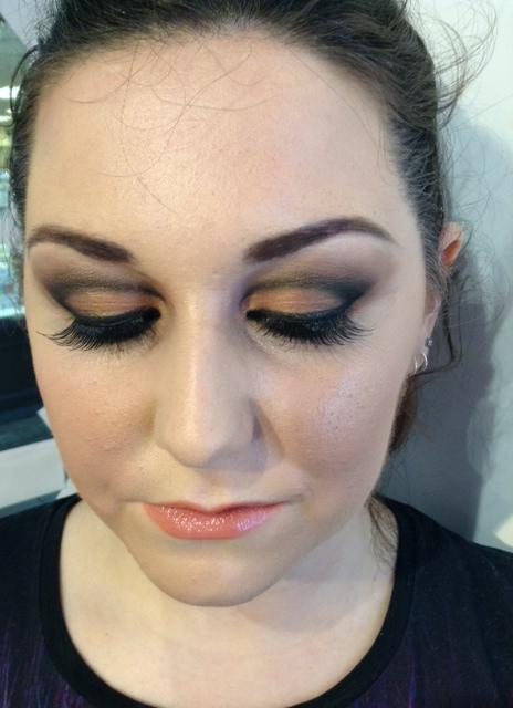 Brown Eyed Makeup