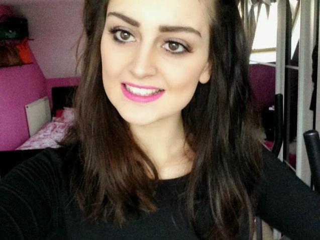 beauty blogger Sammie