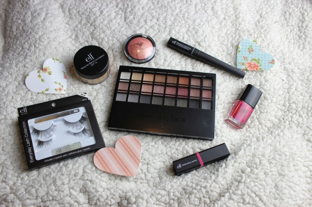 Valentine's Makeup Products