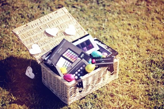 e.l.f. Easter Makeup Prize